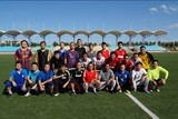 2014.08.16通力公司和神华公司足球比赛